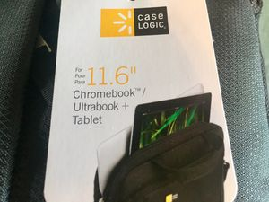 Case Logic Chromebook, Ultrabook, Tablet Case for Sale in Boca Raton, FL