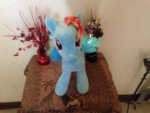 Ty / My little pony Rainbow Dash for Sale in West Sacramento, CA