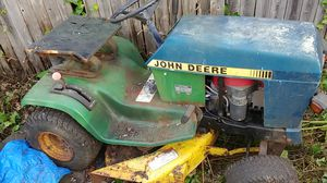John Deere riding lawn mower for Sale in Vancouver, WA