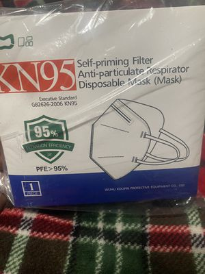 Kn95 facemask for Sale in Los Angeles, CA