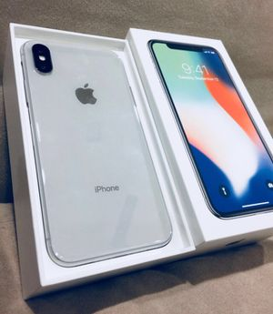 iPhone X 256GB AT&T for Sale in Spring Valley, CA