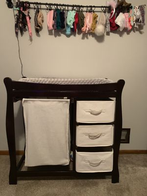 Changing table for Sale in North Oaks, MN