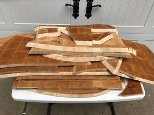 Boat Core Deck Kit Balsa Flex Brand New!! $475 retail. Asking $150 for Sale in Rolling Prairie, IN