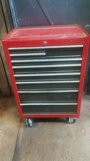craftsman tool box 9 drawer for Sale in Fort Worth, TX