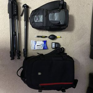 Camera Bags And accessories for Sale in Richmond, VA