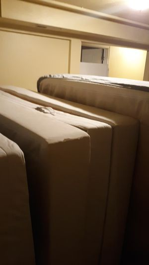 Two full-size beds and one memory foam mattress for Sale in Bonney Lake, WA