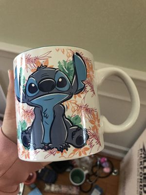 Lilo and Stitch Disney Mug for Sale in Fairfax Station, VA