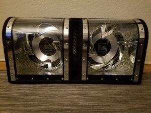 "Dual 12"" Subwoofers for Sale in San Diego, CA"