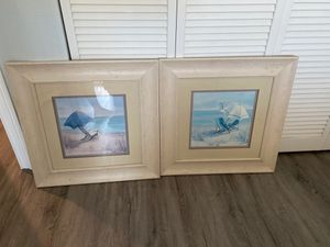 ART WORK 2 for $50 for Sale in FL, US