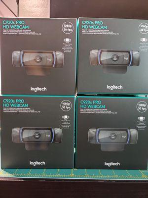 Logitech C920s Webcam for Sale in Orlando, FL