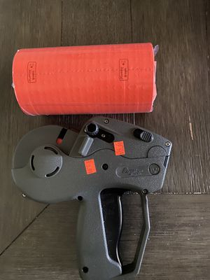 Monarch 1130 Price Gun with price stickers for Sale in Fullerton, CA