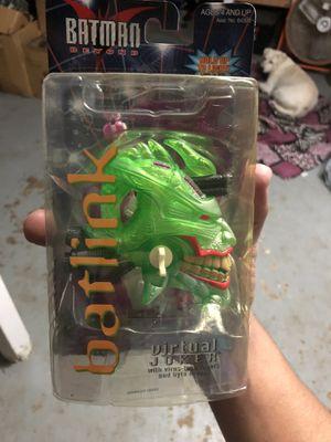 Batman Beyond Batlink Virtual Joker Action Figure for Sale in Dallas, TX