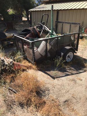 Big Tex trailer 5x4 for Sale in Nuevo, CA