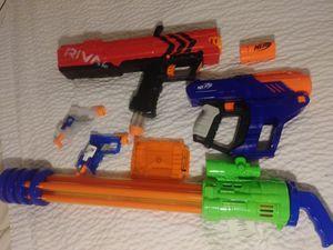 Nerf guns = family fun for Sale in Covina, CA