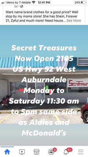Lots of New Clothes and Everything Else for Sale in Auburndale, FL