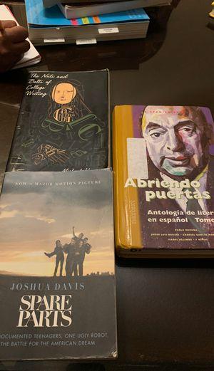 Books for sale for Sale in Santa Maria, CA