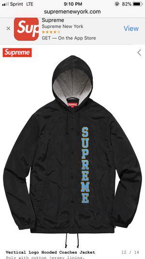 Supreme jacket for Sale in Atlanta, GA