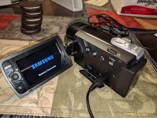 Samsung Camcorder SMX-F43