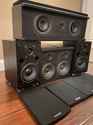 FLUANCE SX Elite & KLH 6000 Speakers for Sale in Irwindale, CA
