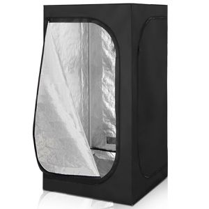 48x48x80 Mylar Indoor Grow Tent Room Reflective Hydroponic Garden Growing for Sale in Los Angeles, CA