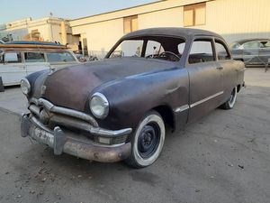 1950 FORD SHOEBOX PROJECT!! RUNS! 302/C4!! 4100$ for Sale in Gardena, CA