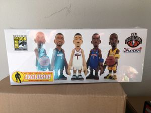 Mindstyle NBA Coolrain Figures Brand New for Sale in Irvine, CA