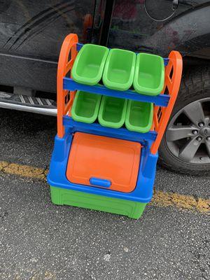 Toy bin for Sale in San Antonio, TX