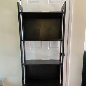 5 Tier Bookshelf Storage Shelf for Sale in Carson, CA