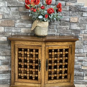Beautiful Wood Cabinet for Sale in Albuquerque, NM