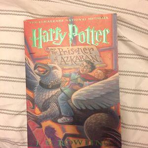 The Prisoner Of Azkaban Harry Potter for Sale in Colton, CA