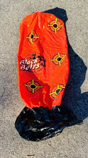 Vintage Youth Inflatable Punching Bag for Sale in Sanford, ME