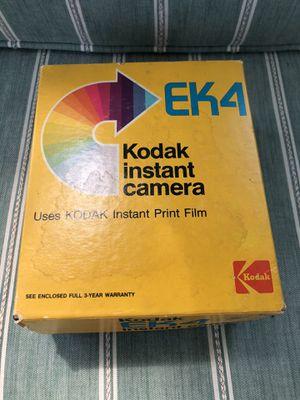 Kodak Instant Camera Vintage EK4 for Sale in Hagerstown, MD