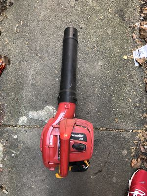 Homeline leaf blower! Used for Sale in Philadelphia, PA