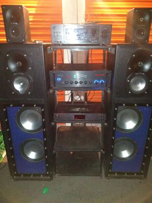 Stereo sistem good sounds for Sale in Phoenix, AZ
