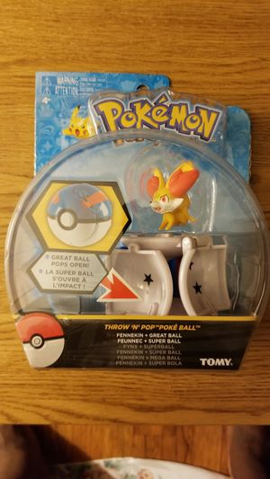Pokemon Throw 'N' Pop Poke Ball Great Ball for Sale in Baltimore, MD