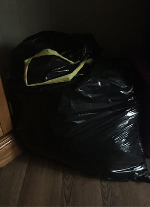 39 gallon bag of baby boy clothes for Sale in Calhoun, LA