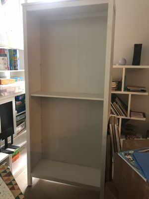 IKEA Bookcase/Bookshelves x 2 (sell together or separately) ($50 per bookcase) for Sale in Austin, TX