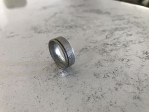 Mens Damascus Steel Ring 9.5 for Sale in Scottsdale, AZ