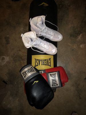 Boxing gear for Sale in Smyrna, GA