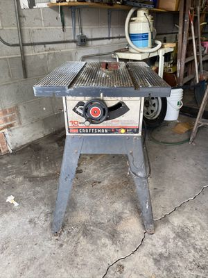 Table Saw for Sale in Bedford Park, IL