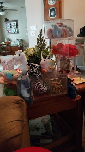 Animal beanie babies for Sale in Stockton, CA