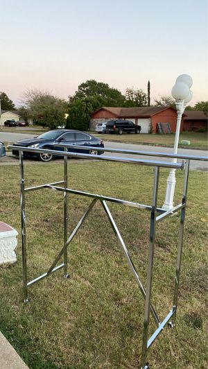 Cloth racks for Sale in Fort Worth, TX