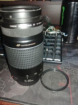 Canon lens for Sale in Modesto, CA