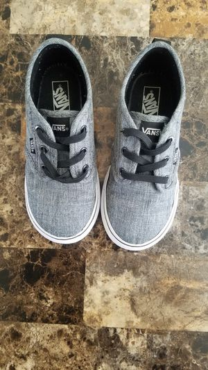 Vans size 10 Toddler for Sale in NEW PRT RCHY, FL