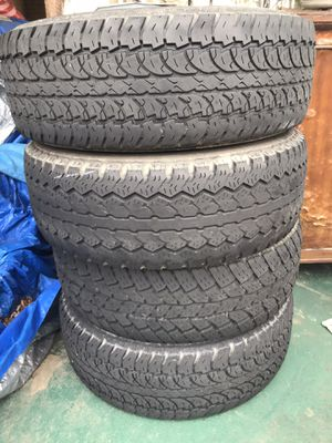 Dayton timberline truck tires 50 for all for Sale in Washington, DC