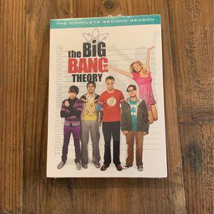 Big Bang Theory Season 2 for Sale in Houston, TX