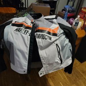 Xl Harley Davidson Leather Jacket for Sale in Auburn, WA
