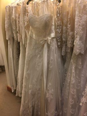 Demetrios Wedding Gown for Sale in Alexandria, VA