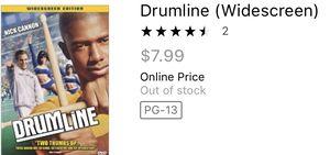 Drumline comedy movie dvds for Sale in Glendale, AZ