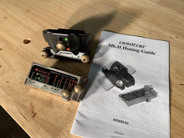 Veritas Mk II Honing Guide for Sale in Allison Park, PA - OfferUp
